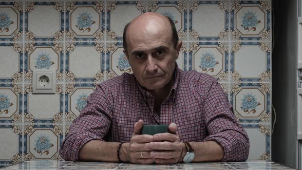 Pepe Viyuela, protagonista de «Matadero»
