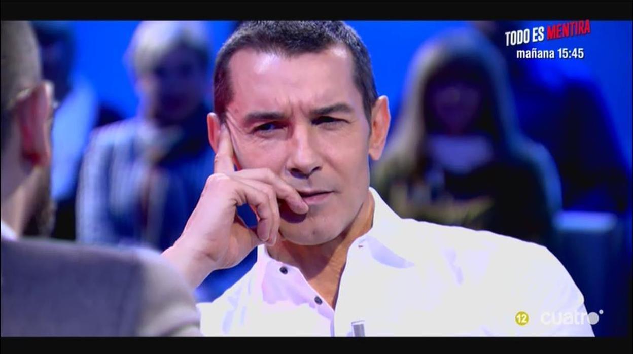 Risto y Jesús Vázquez dan por olvidado su encontronazo en «OT»: «Me apeteció darte un guantazo»