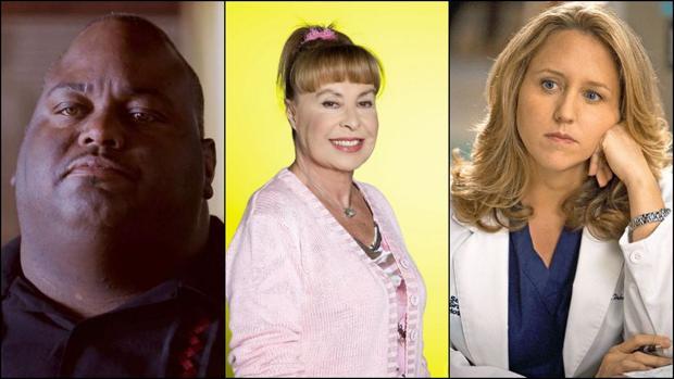 Huell Babineaux («Breaking Bad»), Maritere Valverde («La que se avecina») y Erica Hahn («Anatomía de Grey») desaparecieron de sus series sin ninguna explicación