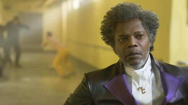 Samuel L. Jackson vuelve a interpretar a Elijah Price19 años después