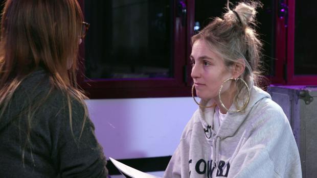 María defenderá «Muérdeme» para representar a España en Eurovisión 2019
