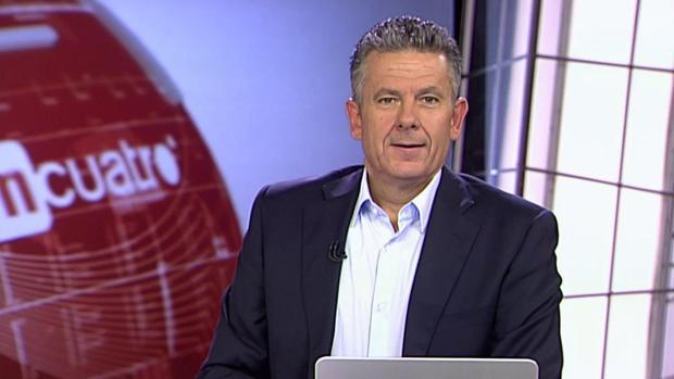 Roberto Arce, periodista de Cuatro