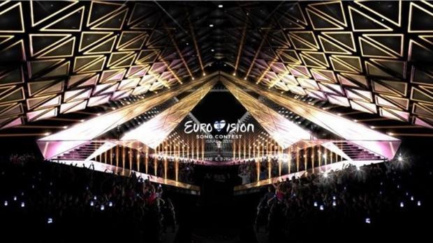 Así será el escenario de Eurovisión 2019, según la cadena pública israelí
