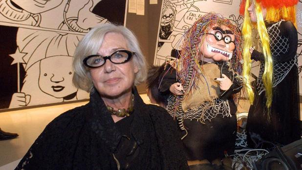 Lolo Rico, a la derecha, en una imagen de archivo de 2003