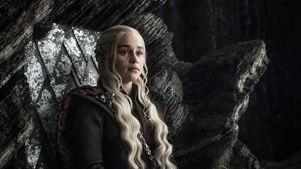 Emilia Clarke, una de las protagonistas de «Juego de Tronos»