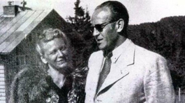 Oskar y Emile Schindler