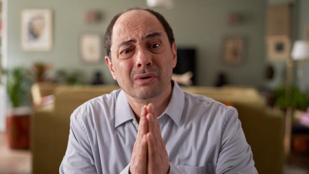 Jordi Sánchez en el filme