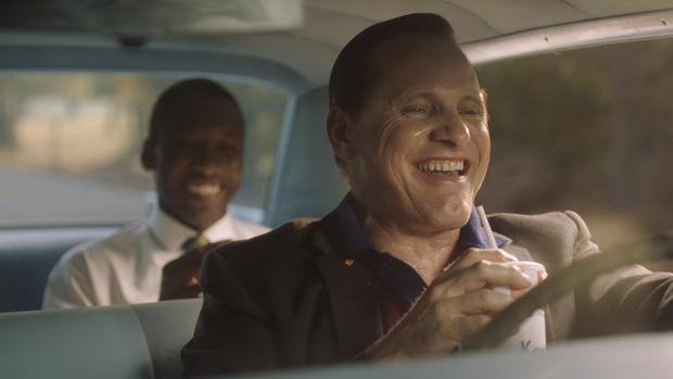 Escena de «Green Book»