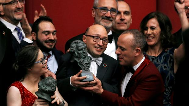 Jesús Vidal, el ganador del Goya que conmovió con su discurso