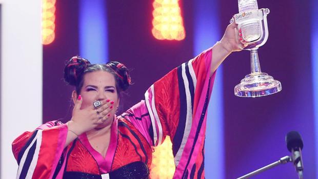 La israelí Netta ganó Eurovisión 2018 con «Toy»