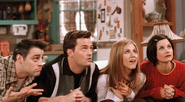 Friends, ahora disponible en Netflix