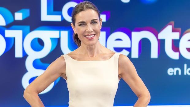 Raquel Sánchez Silva, presentadora de «Lo Siguiente»