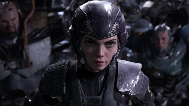 Imagen de «Alita: ángel de combate»