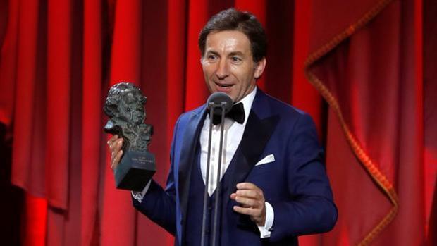 Antonio de la Torre cumplió los 51 pocos días antes de recoger su premio Goya a mejor actor protagonista por su papel en «El Reino»