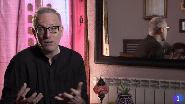 Miguel Jara, uno de los polémicos entrevistados en «Informe Semanal»
