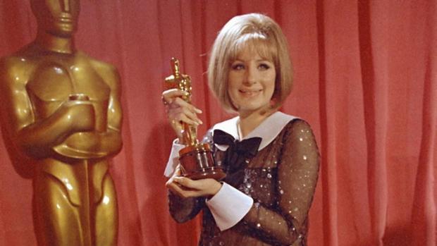 Barbra Streisand, en 1968