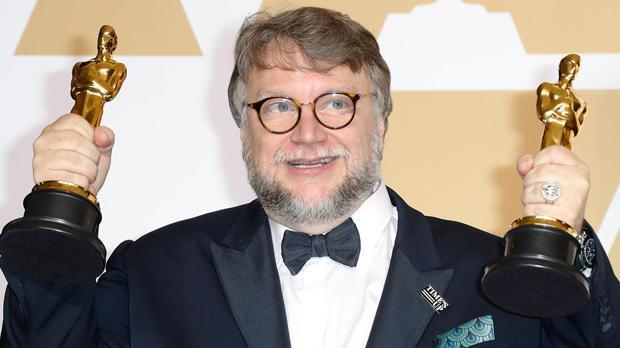 Guillermo del Toro, ganador de dos estatuillas el pasado año