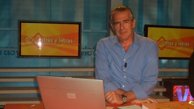 Antonio Elegido presentó más de 5.000 emisiones de «Cifras y letras»