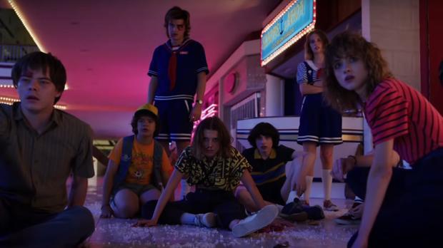 Resultado de imagen de Stranger Things, tercera temporada