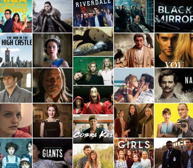Netflix, HBO, Amazon... ¿Qué plataforma tiene el mejor contenido?