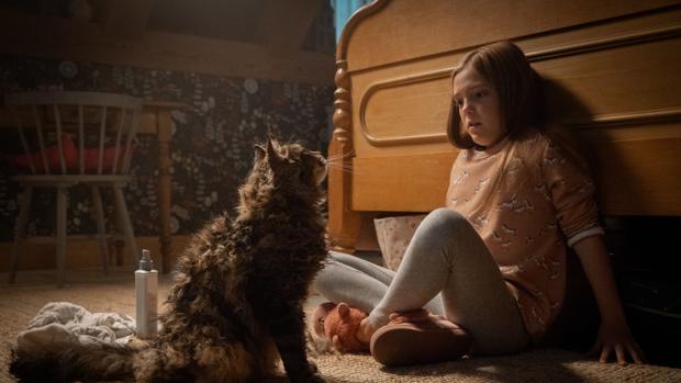 Escena de Cementerio de animales, la última adaptación de Stephen King que llegará en unas semanas a los cines