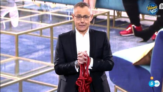 Jordi González, este jueves en «GH DÚO»