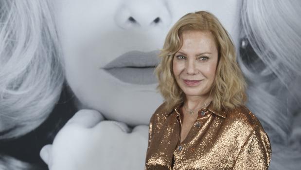 La actriz argentina Cecilia Roth, en Málaga