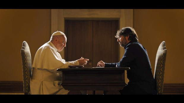 El Papa Francisco charla con Jordi Évole en Salvados