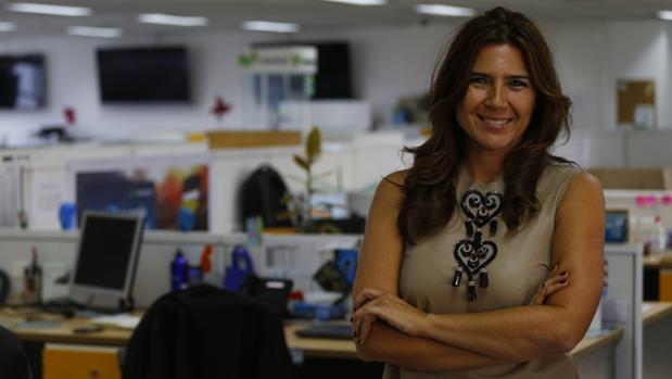 Paula Figueroa, resposnable de la unidad de vídeo en Latinoamérica