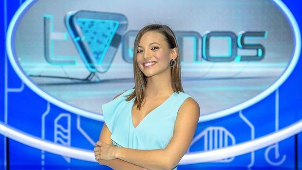 Elisa Mouliaá presenta «TVEmos»