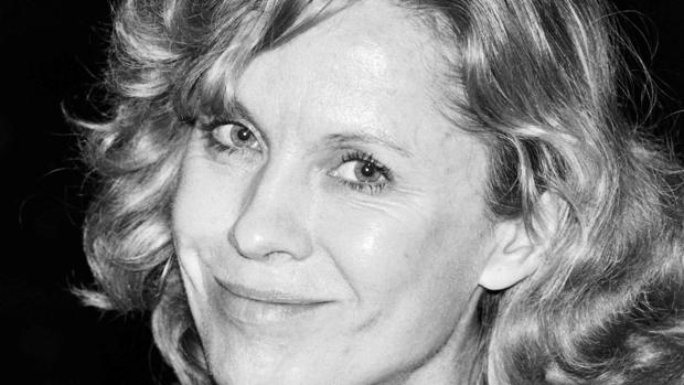 Bibi Andersson, en una fotografía de 1981