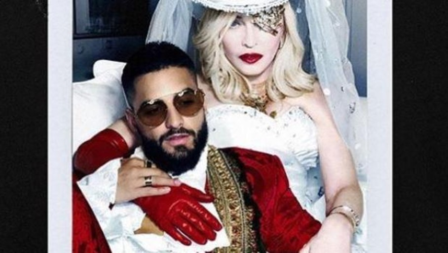 Madonna calienta motores con el vídeo de «Medellín» con Maluma rumbo a Eurovisión