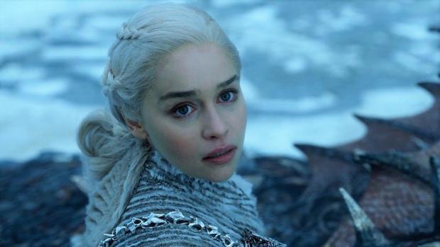 Daenerys (Emilia Clarke), en «Juego de Tronos»