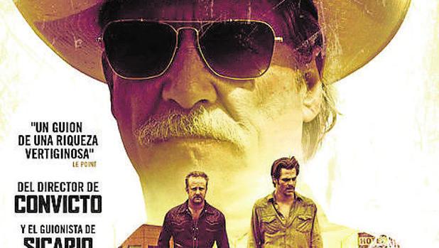 Cartel de la película «Comanchería»