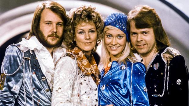 ABBA triunfó en la música tras su victoria en Eurovisión 1974
