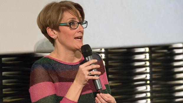 Ana María Peláez, directora de «Imprescindibles»