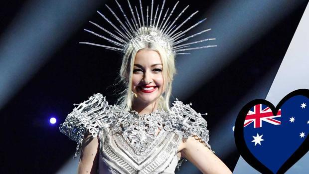 Kate Miller representa este año a Autralia en Eurovisión 2019