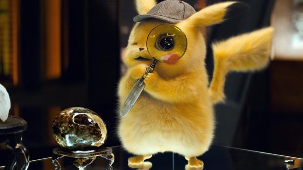 Imagen de «Pokémon: Detective Pikachu»