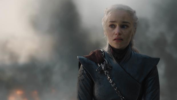Daenerys Targaryen (Emilia Clarke), en «Juego de Tronos»