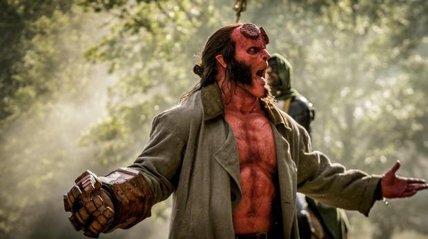 Crítica de «Hellboy»: El del Averno sin cuerno en Camelot