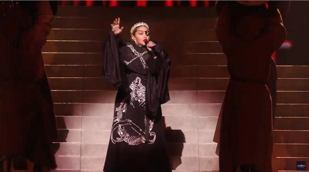 Madonna en el Festival de Eurovisión 2019