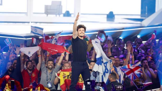 El representante español cosechó un decepcionante puesto 22, una posición mejor que Amaia y Alfred