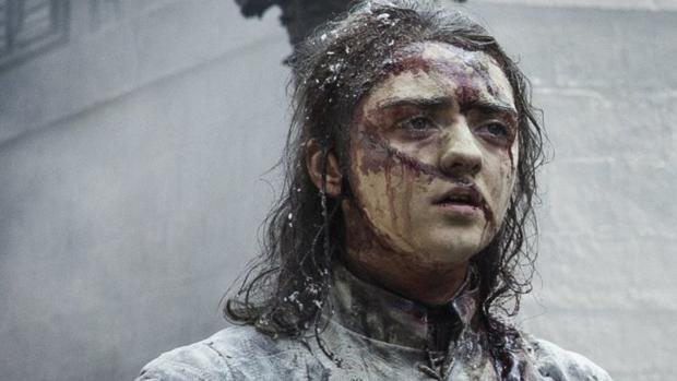 Arya Stark, uno de los grandes personajes de Juego de Tronos