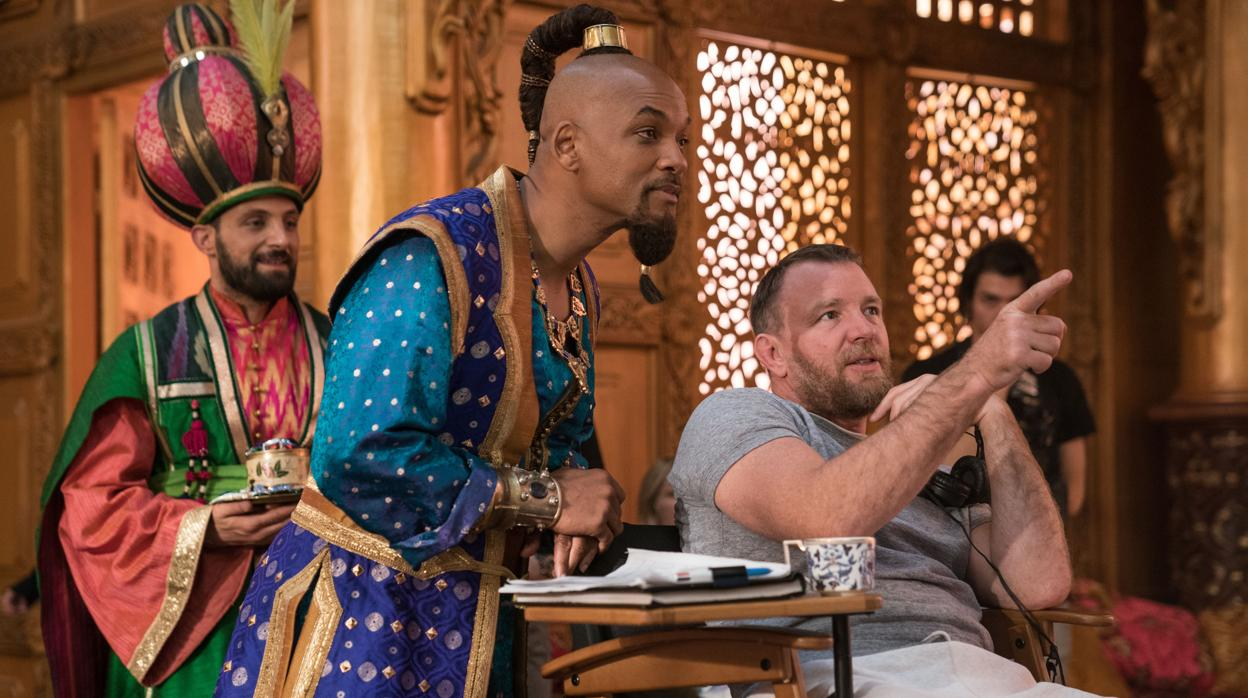 Guy Ritchie Sobre Las Críticas A Aladdin No Han Visto Bien Al Genio De Will Smith