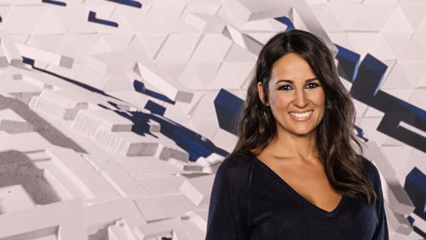 Lorena García, presentadora de informativos en Antena 3