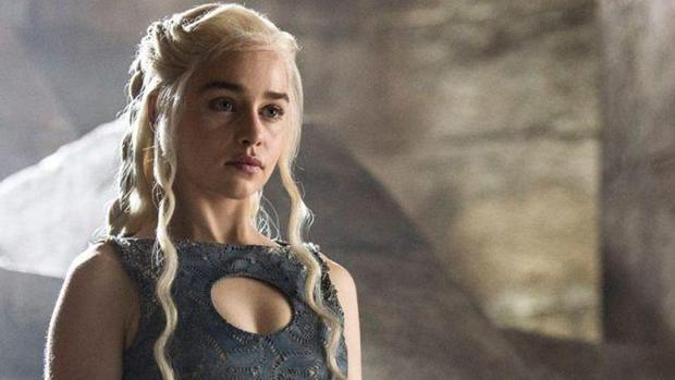Daenerys Targaryen, una de las protagonistas de «Juego de Tronos»