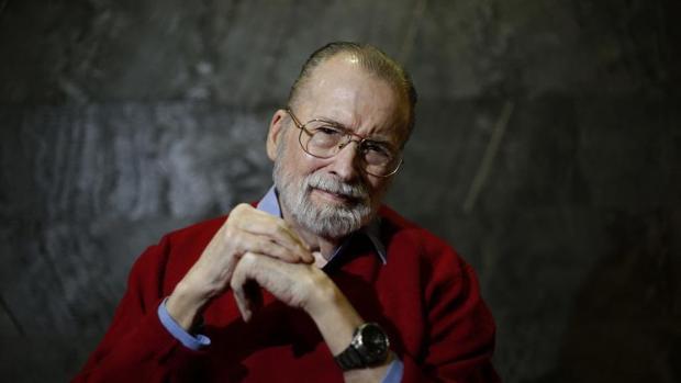 Chicho Ibáñez Serrador, en una imagen reciente