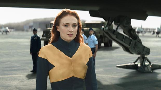 Sophie Turner protagoniza «X-Man: Fénix oscura»
