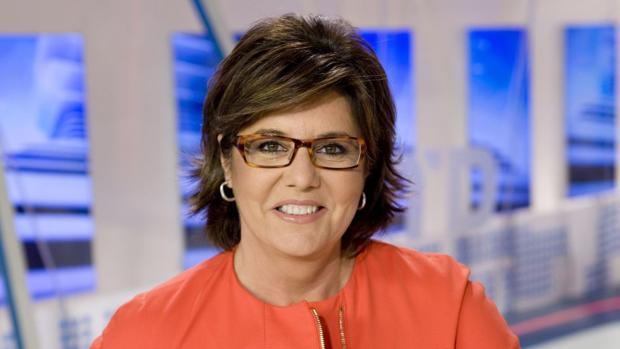 María Escario, uno de los rostros más reconocibles de RTVE