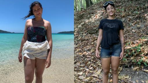 Supervivientes albert perdida de peso
